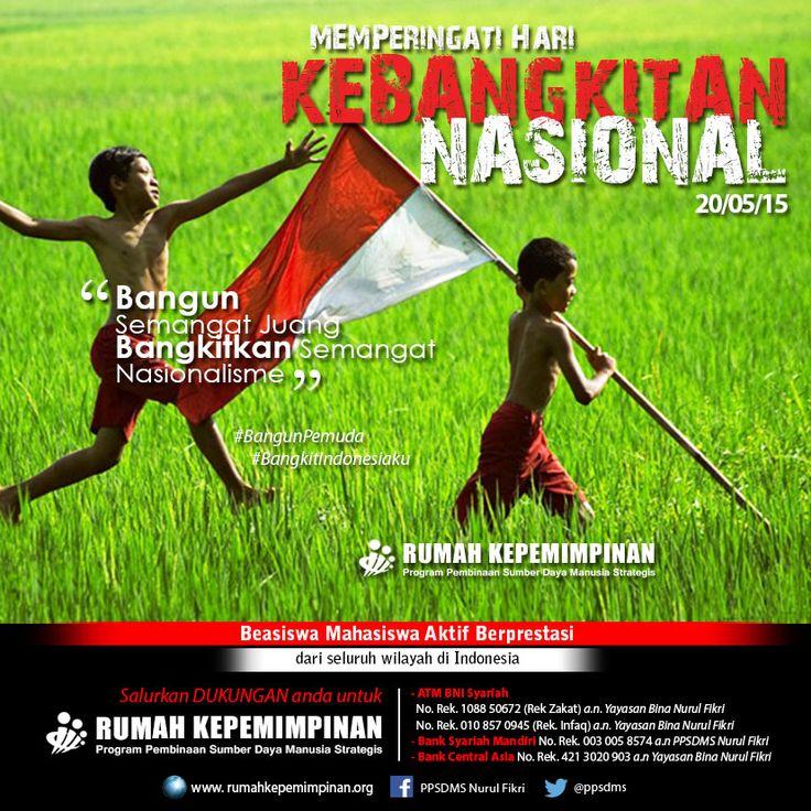 Memperingati Hari Kebangkitan Nasional | Bangun Semangat Juang Bangkitkan Semangat Nasionalisme #PemimpinMuda