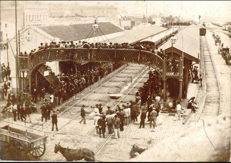 Siglo XIX,en Buenos Aires