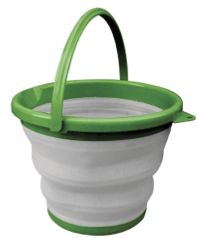 Leisure Quip 10 L Foldable Camping Bucket