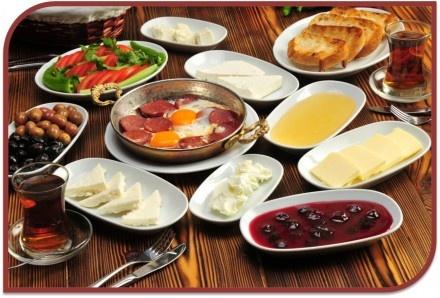 Turkish Breakfast !