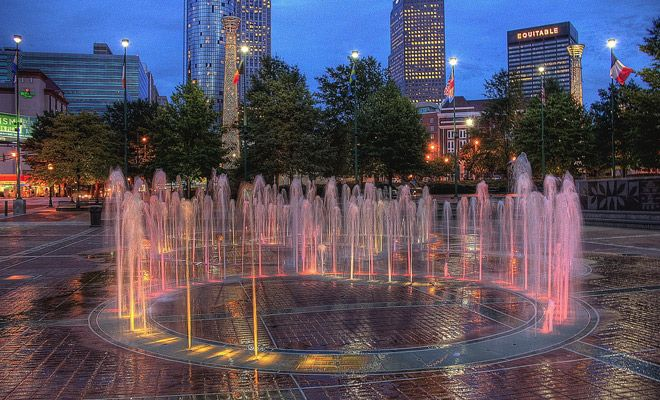 If you're visiting Atlanta, Georgia and looking for some fun activities, here is a look at 10 popular things to do.