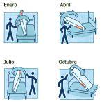 Si sometes tu colchón a unos buenos cuidados diariamente, tendrá una vida más larga #consejosdelhogar #trucosdelhogar