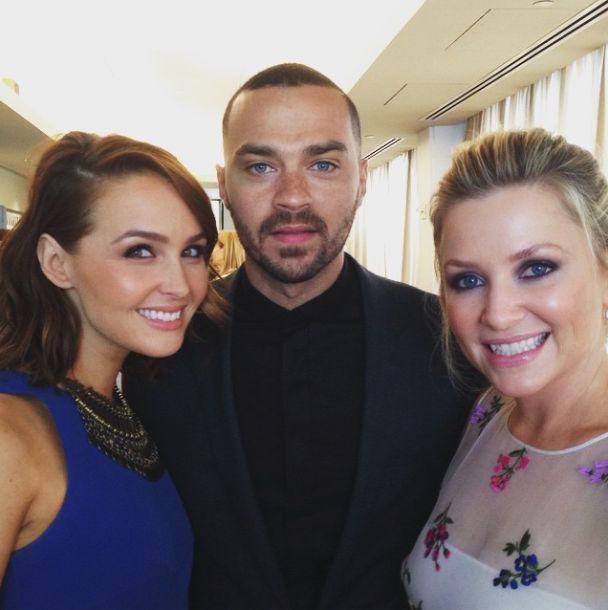 Camilla, Jessie, and Jessica
