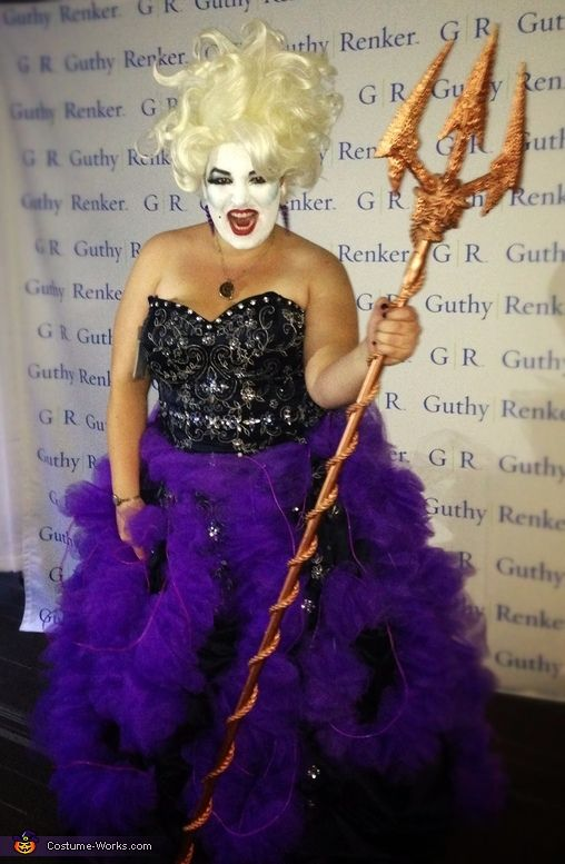 Ursula - Halloween Costume Contest at Costume-Works.com ...