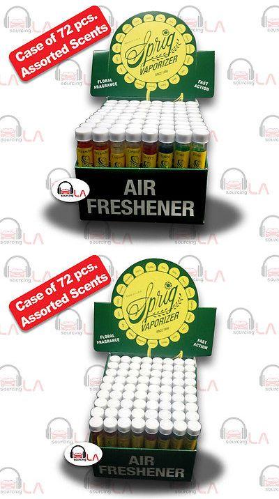 Air Fresheners 166724: Sprig Vaporizer Air Freshener 72Pc Tube - La Chica Fresa -> BUY IT NOW ONLY: $72.78 on eBay!