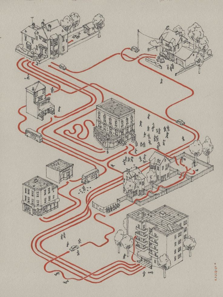 Guess this movie?? Click for answer. Illustration by Andrew DeGraff. That's brilliant.
