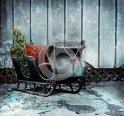 Christmas Banner Stock Image - Image: 21837751