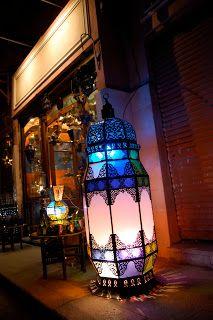 Anthony of Arabian Studies: On Faith Friday - Ramadan Lanterns