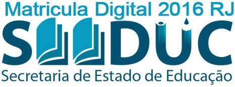 MATRÍCULA DIGITAL 2016 RJ – MATRÍCULA RIO EDUCA 2016 - matriculadigital.rioeduca.rio.gov.br – Saiba o que é a matrícula digital 2016, a quem se destina, como realizar a inscrição da matrícula digit...