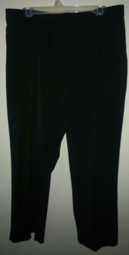 Check out Laura Petites black dress pants size 14 #LauraPetites #DressPants http://www.ebay.com/itm/Laura-Petites-black-dress-pants-size-14-/262424646269?roken=cUgayN&soutkn=Govznp via @eBay