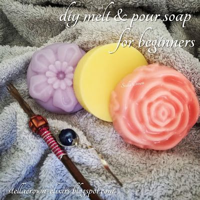 φυσικά καλλυντικά Stella Crown: diy melt & pour soap for beginners  #diycosmetics #diyideas #diysoap #melt_and_pour #glycerinsoap #chemicalfree #bath #bathandbody #bathtreats #soapshare #forbeginners   #soapmaking #skincare #handmade #naturalbeauty #naturalsoaps   #healthyliving #goatsmilk #aloevera #beautyelixirs #recipeideas #beautyblog   #recipeblog #recipeshare #followme #naturalcosmetics #φυσικά_καλλυντικά #stella_crown
