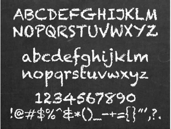 Chalkduster Font –  Download For free