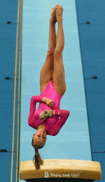 Nastia Liukin - individual all-around - Beijing 2008