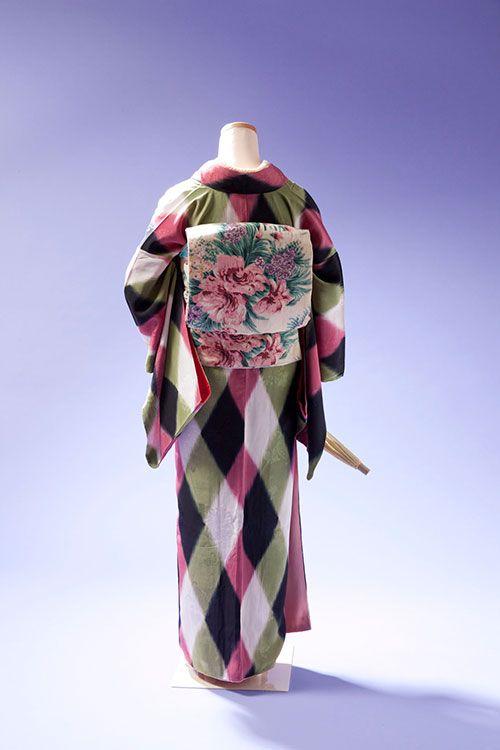 谷崎潤一郎作品をアンティーク着物や挿絵でひも解く企画展、弥生美術館で開催の写真2