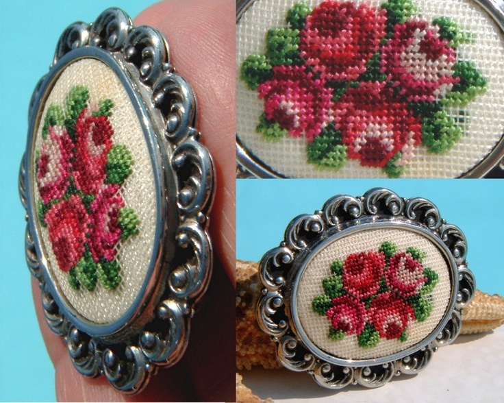 Side_view_petit_point_needlepoint_brooch