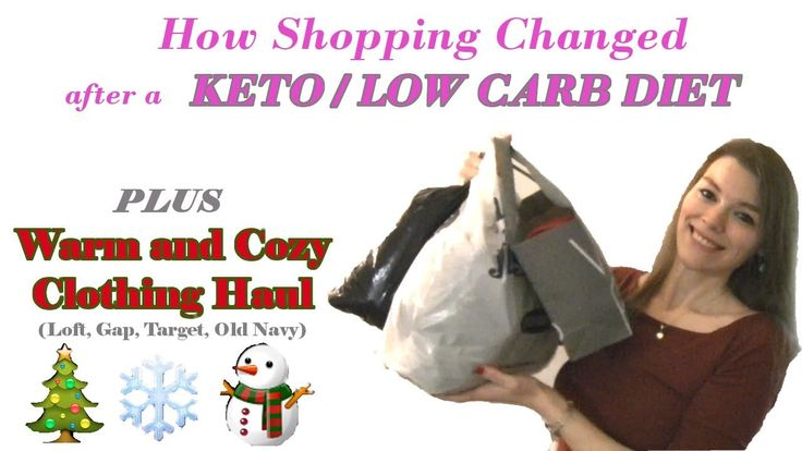 6 Ways Shopping Changed After Losing 170 Pounds + Cozy Winter Haul!