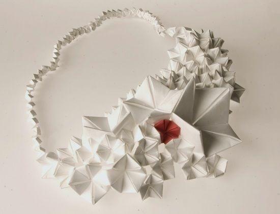 Origamic textiles, Elena Salmistraro