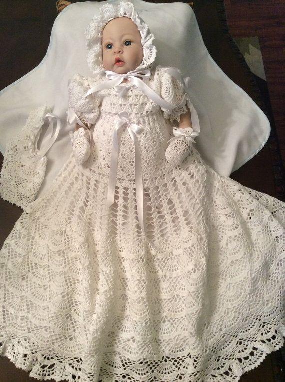 107 best Crotching Christening babtisme blessing images on Pinterest ...