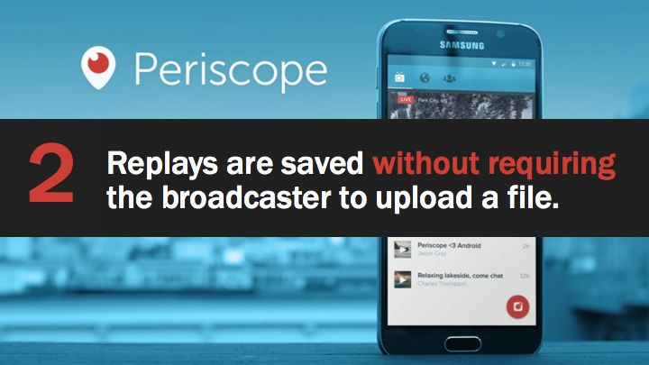 The difference between Periscope on Android and iOS? Here's one of them. For more, go to http://tgcafe.it/periscope-tutorial?utm_content=bufferf5865&utm_medium=social&utm_source=pinterest.com&utm_campaign=buffer