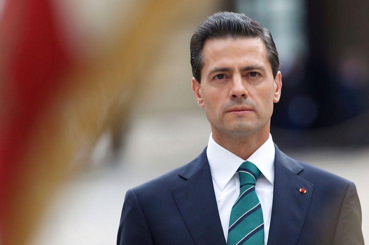 Arrastra Peña Nieto al PRI a la segunda fuerza política de México: encuesta