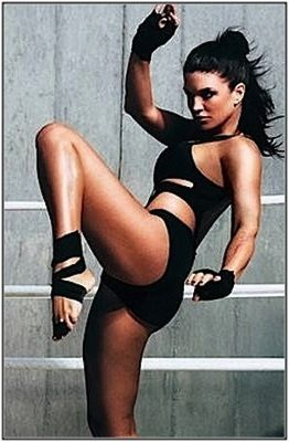 Gina Carano, MMA...one day i want to look like this