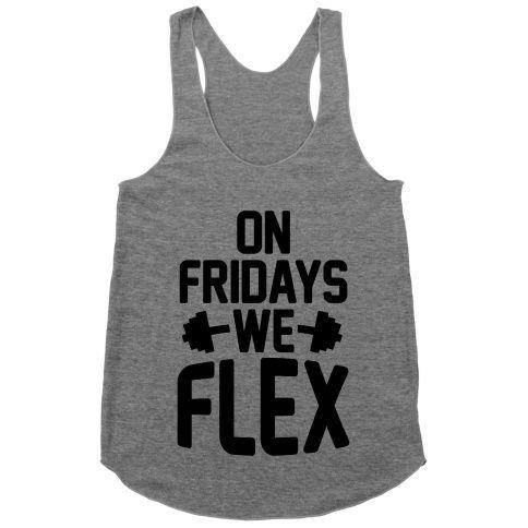 Friday workout shirt?