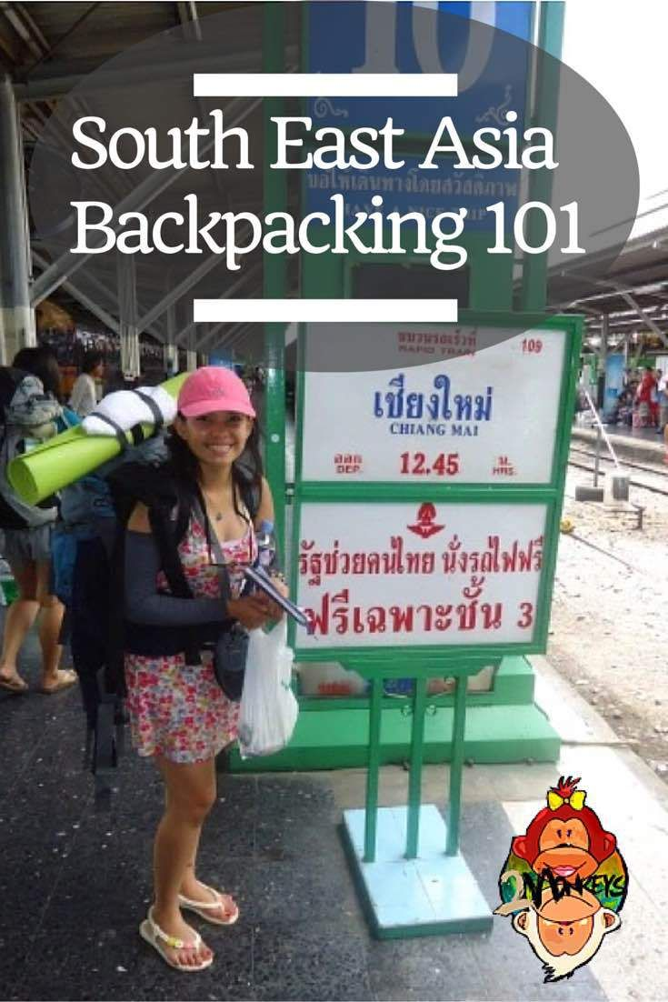 South East Asia Backpacking Guide, Backpacking in South East Asia is, for many, a once in a lifetime opportunity, so when you set out on your first trip, you want to do it right! You probably want to avoid rookie mistakes which could put bit of a downer on your trip and give you any unpleasant problems dramas.