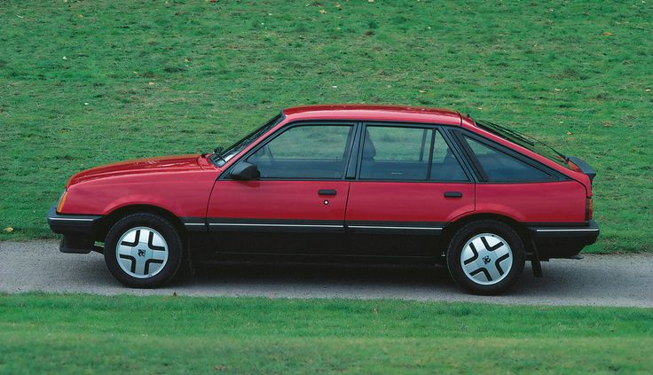 Vauxhall Cavalier (UK)