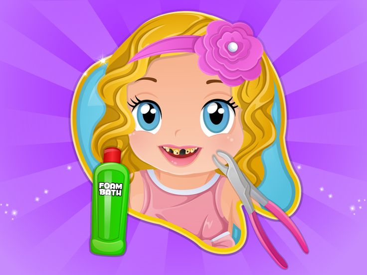 Baby Dentist Appointment  http://www.enjoydressup.com/baby-games/baby-dentist-appointment-8521.html