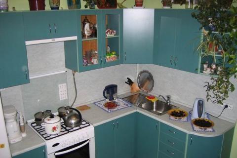 Интерьер кухни 6 кв метров в панельном доме