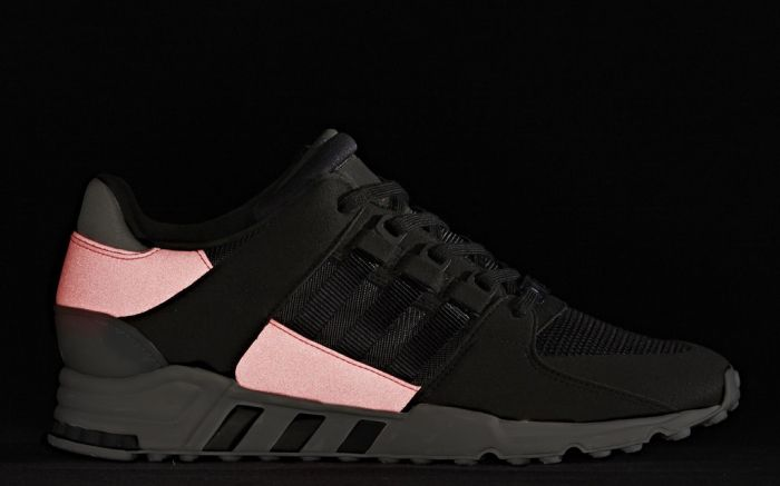 new product 24879 3cf42 A look at the reflective details on the Adidas EQT Support RF