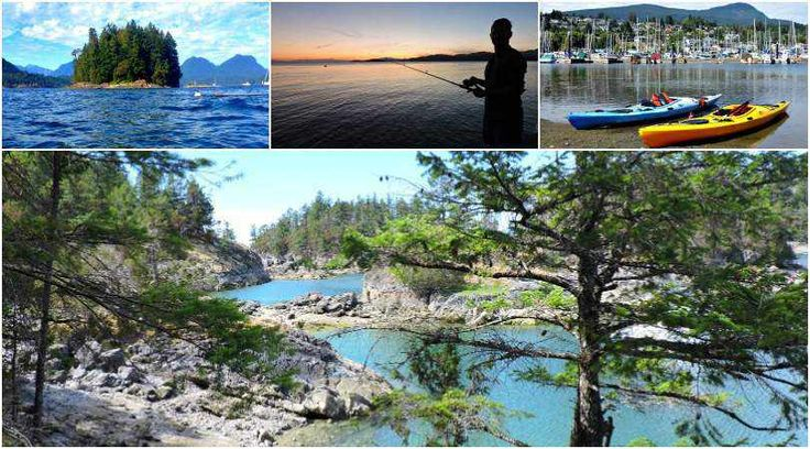 The Sunshine Coast, BC is a hidden gem in Canada. Hike, bike and swim in lakes. Here is your essential guide, with video, to the Sunshine Coast.