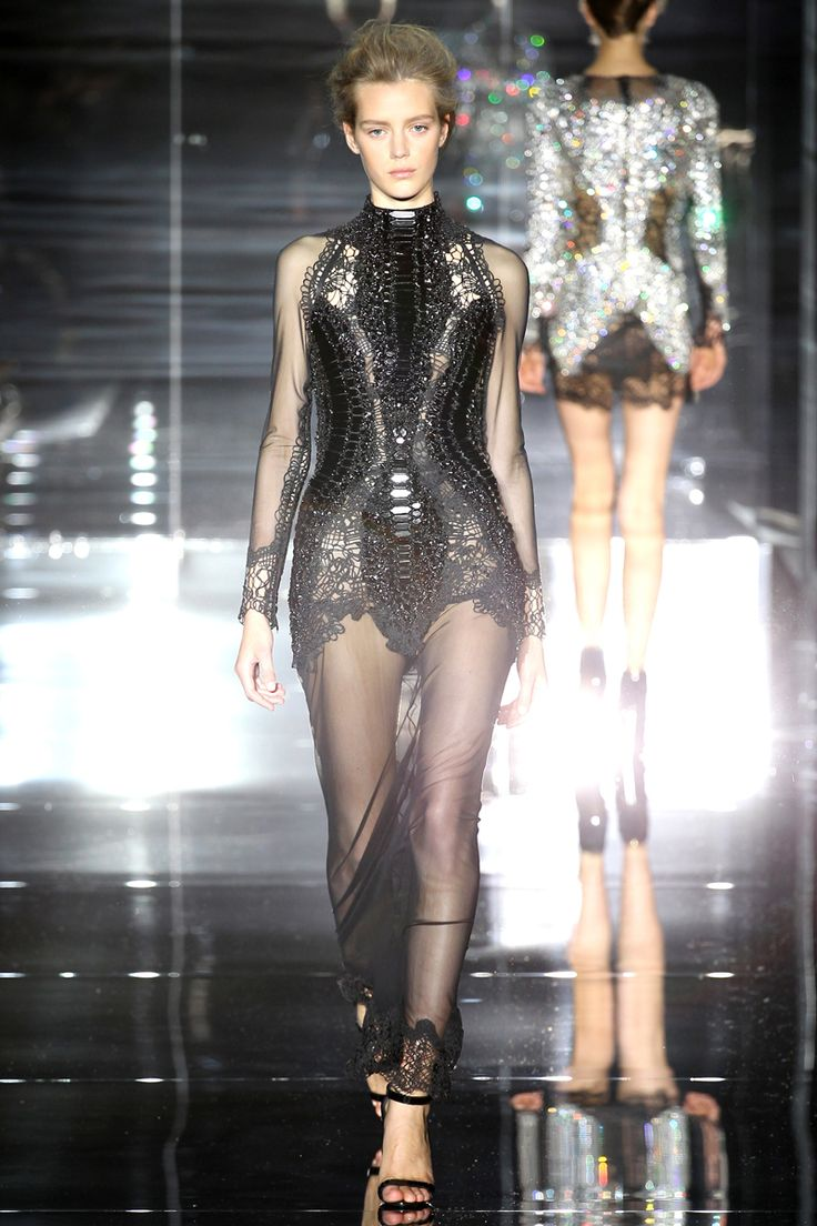 Tom Ford Spring 2014 RTW - Runway Photos - Fashion Week - Runway, Fashion Shows and Collections - Vogue