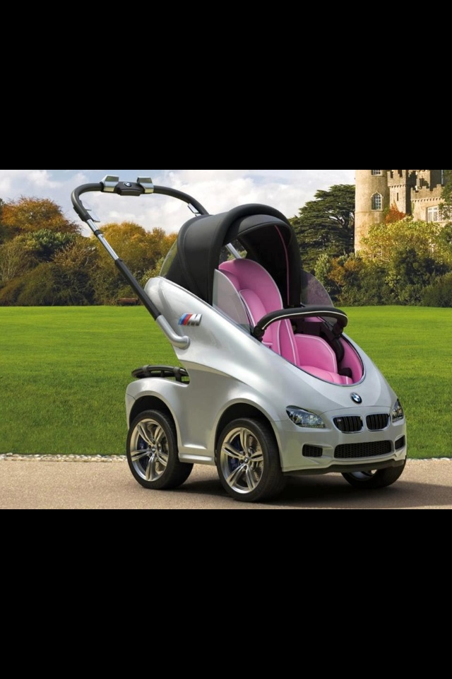 Bmw Stroller Ooooo Baby Ideas Pinterest Cars Bmw