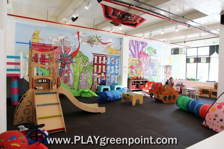 14 Best Indoor Spielpl 228 Tze Brooklyn Images On Pinterest