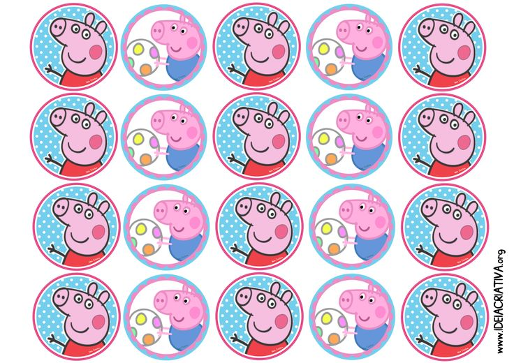Preparing your Party : Festa Peppa Pig