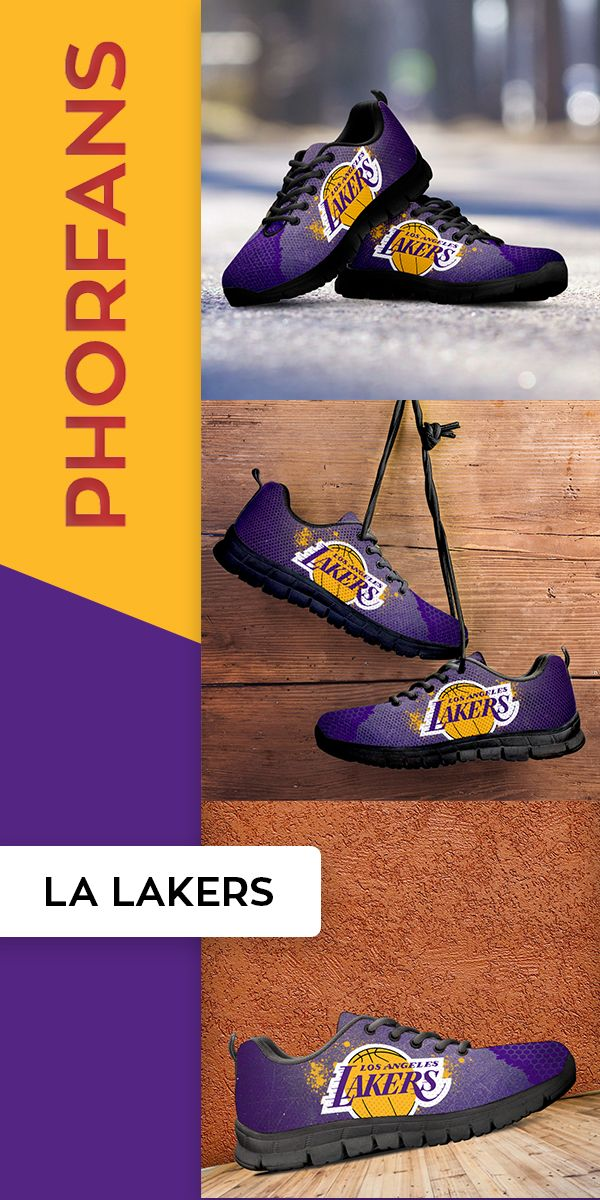 LA Lakers Basketball Shoes - 50% off for a limited time only, shop now!