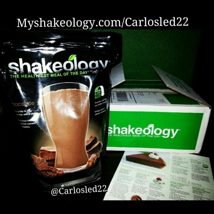 YUMM I love everytime I receive Shakeology Chocolate flavor. I love it!! Over 70 natural ingredients, taste Delicious, and I can make a great variety of recipes everyday!! Like Ice cream, pudding, Pies. Get yours at www.Myshakeology.com/Carlosled22  or click on the picture.  Only $4 a day   Want to try it and Save! Just send Me✋ a friend request  www.Facebook.com/Carlosled22 or Share with me your Email.
