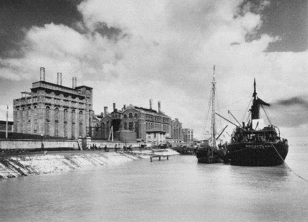 Central Tejo -1939