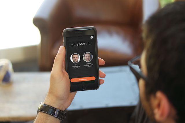 Shapr lève 9,5 millions de dollars pour lancer une version payante de son application de networking https://cstu.io/ce290c