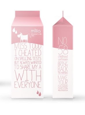 Milk by Milla. I hate milk but this package would make me buy some
