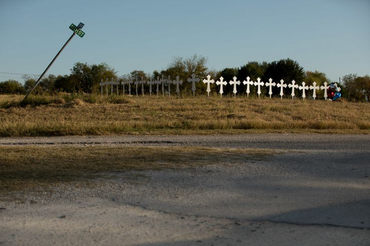 The man suspected of killing 26 people at First Baptist Church in Sutherland Springs on Sunday had a history of violence against women – and his stepson.