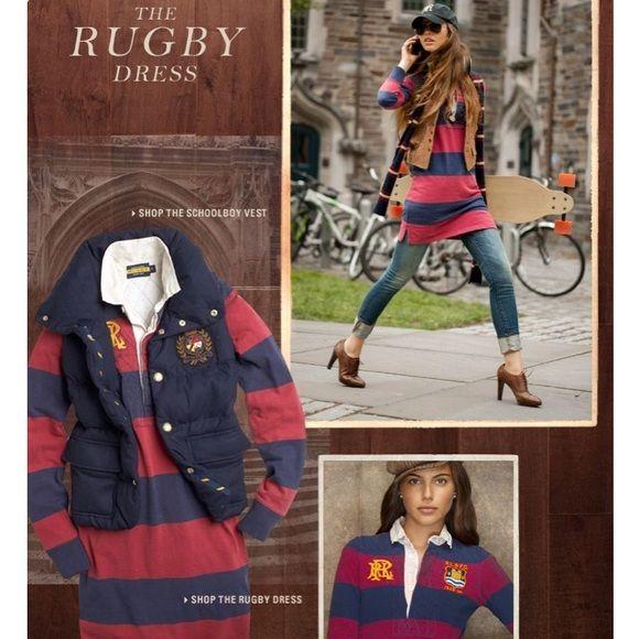 3+Ralph Lauren Rugby Dresses