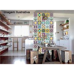 1000 ideias sobre azulejo decorativo no pinterest azulejos hexagonais nicho no chuveiro e - Azulejos colorines ...