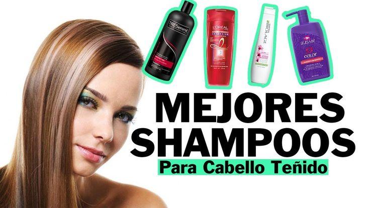 Los Mejores Shampoos Para Cabello Teñido http://yasmany.com/los-mejores-shampoos-para-cabello-tenido/