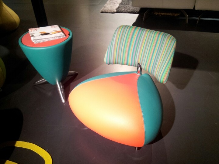 New at IMM-Cologne @Leolux_nl Pallone lill' Keith #inspiration
