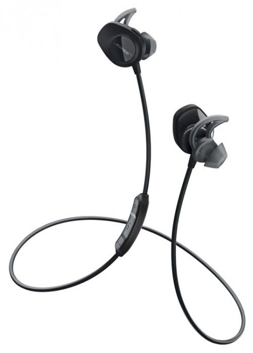 The Bose® SoundSport Wireless Headphones deliver clear, full-range sound, to let you listen to your favourite music anytime, anywhere. But are perfectly suited for working out. (Black)