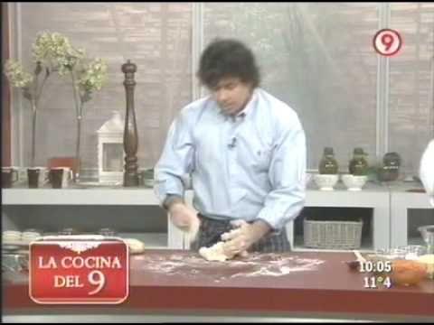 Sorrentinos de Calabaza y Queso - 1 de 4 - Ariel Rodriguez Palacios - YouTube