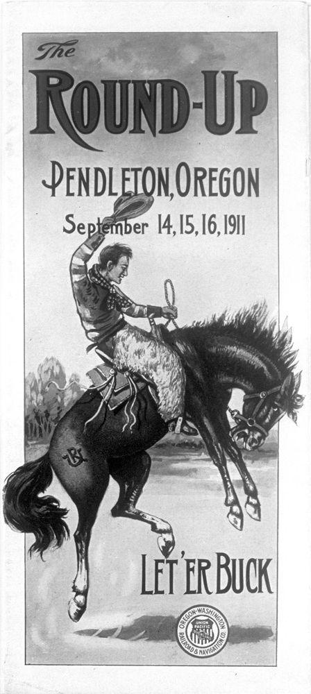 pendleton round up  1911