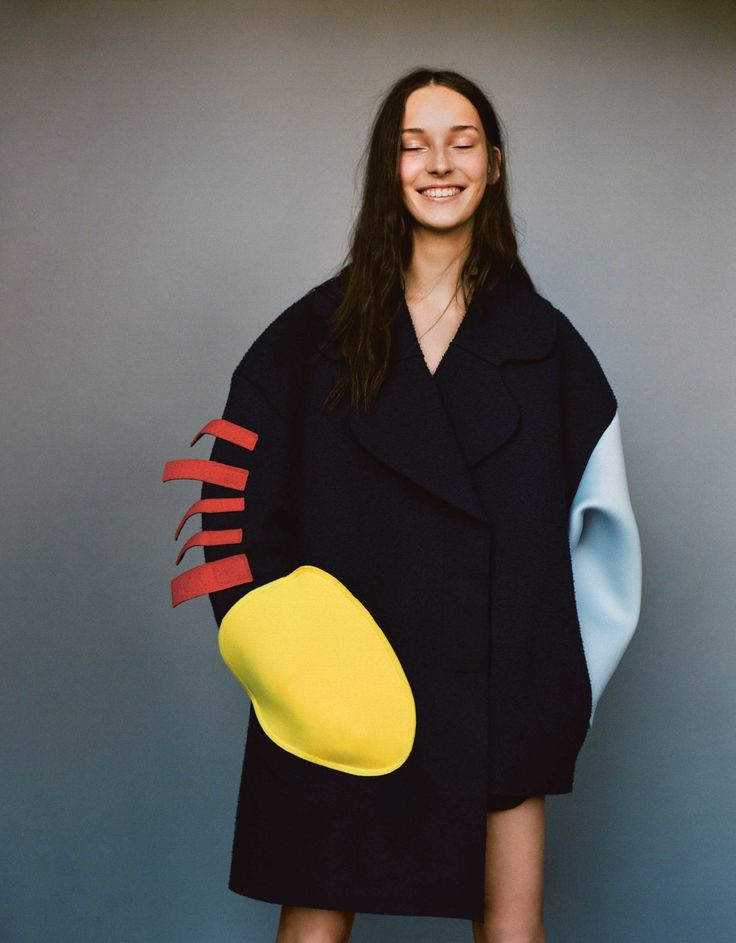 Fashion takes itself a little too seriously sometimes, but not Frenchman Simon Porte Jacquemus, anything but a Parisian caricature he's too busy creating clothes for those open to a new way of dressing.